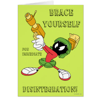 MARVIN THE MARTIAN™ Aiming Laser Card