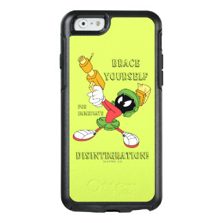 MARVIN THE MARTIAN™ Aiming Laser OtterBox iPhone 6/6s Case