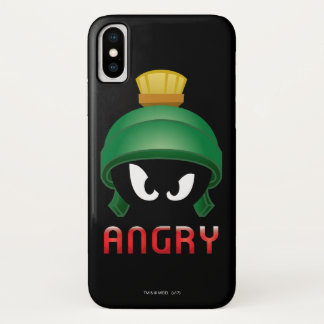 MARVIN THE MARTIAN™ Angry Emoji Case-Mate iPhone Case