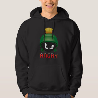 MARVIN THE MARTIAN™ Angry Emoji Hoodie