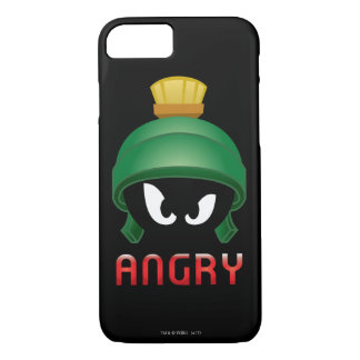MARVIN THE MARTIAN™ Angry Emoji iPhone 8/7 Case