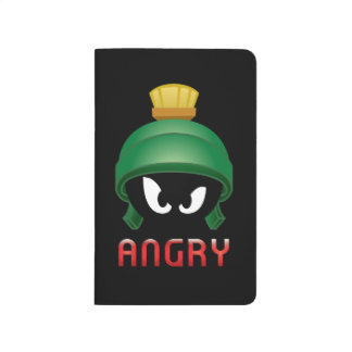 MARVIN THE MARTIAN™ Angry Emoji Journal