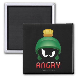 MARVIN THE MARTIAN™ Angry Emoji Magnet