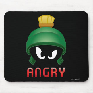 MARVIN THE MARTIAN™ Angry Emoji Mouse Pad