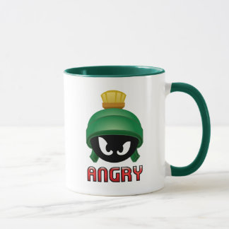 MARVIN THE MARTIAN™ Angry Emoji Mug