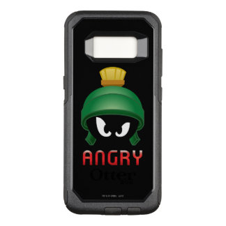 MARVIN THE MARTIAN™ Angry Emoji OtterBox Commuter Samsung Galaxy S8 Case