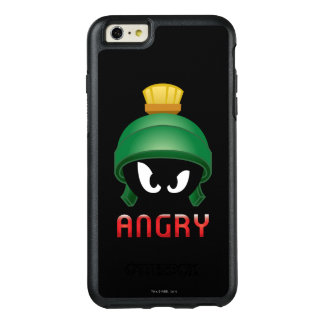 MARVIN THE MARTIAN™ Angry Emoji OtterBox iPhone 6/6s Plus Case