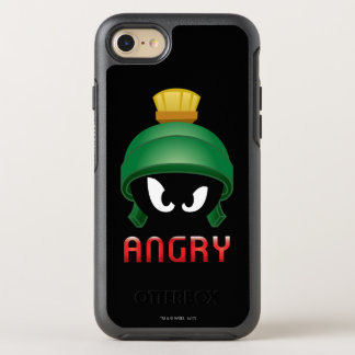 MARVIN THE MARTIAN™ Angry Emoji OtterBox Symmetry iPhone 8/7 Case