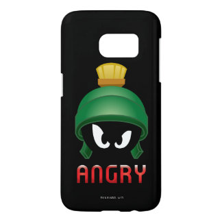 MARVIN THE MARTIAN™ Angry Emoji Samsung Galaxy S7 Case
