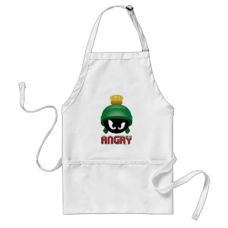 MARVIN THE MARTIAN™ Angry Emoji Standard Apron