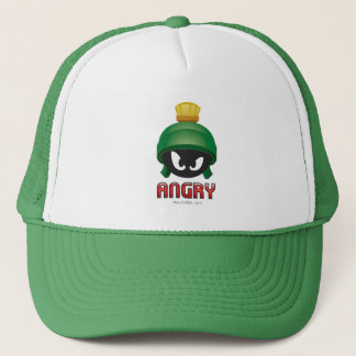 MARVIN THE MARTIAN™ Angry Emoji Trucker Hat