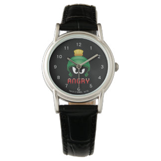 MARVIN THE MARTIAN™ Angry Emoji Watches