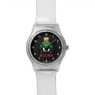 MARVIN THE MARTIAN™ Angry Emoji Wrist Watch