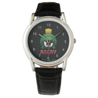 MARVIN THE MARTIAN™ Angry Emoji Wrist Watches