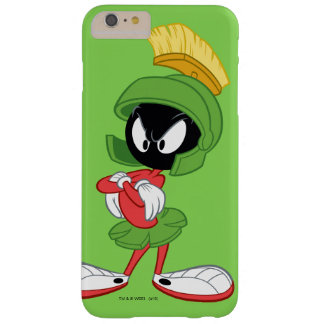 MARVIN THE MARTIAN™ | Arms Crossed Barely There iPhone 6 Plus Case
