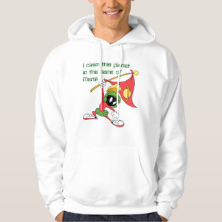 MARVIN THE MARTIAN™ Claiming Planet Hoodie