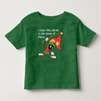 MARVIN THE MARTIAN™ Claiming Planet Tee Shirts