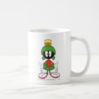 MARVIN THE MARTIAN™ Confused Classic White Coffee Mug