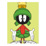 MARVIN THE MARTIAN™ Confused Postcard