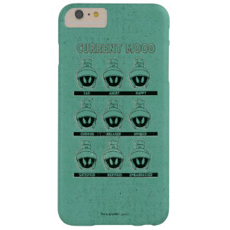 MARVIN THE MARTIAN™ Current Mood Chart Barely There iPhone 6 Plus Case