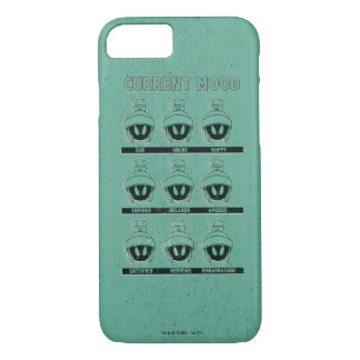 MARVIN THE MARTIAN™ Current Mood Chart Case-Mate iPhone Case