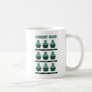 MARVIN THE MARTIAN™ Current Mood Chart Coffee Mug