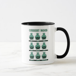 MARVIN THE MARTIAN™ Current Mood Chart Mug