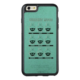 MARVIN THE MARTIAN™ Current Mood Chart OtterBox iPhone 6/6s Plus Case