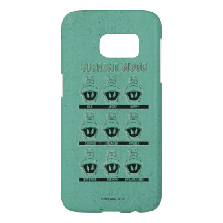 MARVIN THE MARTIAN™ Current Mood Chart Samsung Galaxy S7 Case