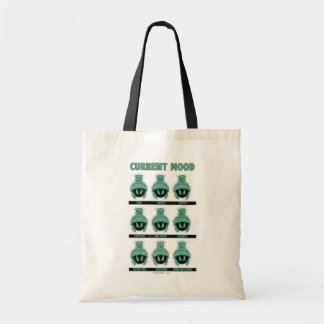 MARVIN THE MARTIAN™ Current Mood Chart Tote Bag