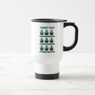 MARVIN THE MARTIAN™ Current Mood Chart Travel Mug