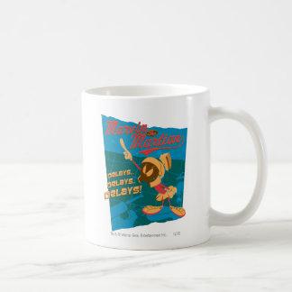 MARVIN THE MARTIAN™ Delays...Delays...Delays! Classic White Coffee Mug