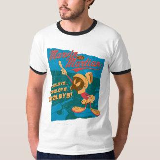 MARVIN THE MARTIAN™ Delays...Delays...Delays! T-Shirt