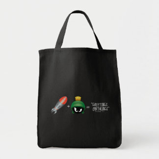 MARVIN THE MARTIAN™ Emoji Equation