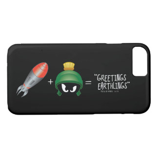 MARVIN THE MARTIAN™ Emoji Equation Case-Mate iPhone Case