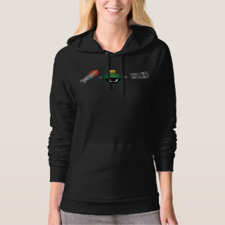 MARVIN THE MARTIAN™ Emoji Equation Hoodie