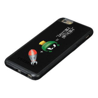 MARVIN THE MARTIAN™ Emoji Equation OtterBox iPhone 6/6s Plus Case