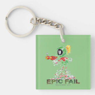 MARVIN THE MARTIAN™ Epic Fail Keychain