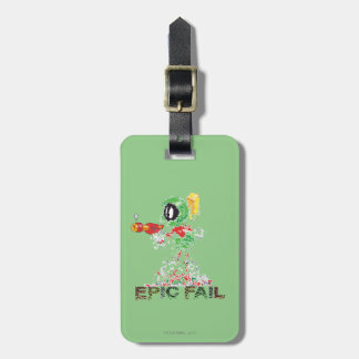 MARVIN THE MARTIAN™ Epic Fail Luggage Tag
