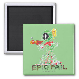 MARVIN THE MARTIAN™ Epic Fail Magnet