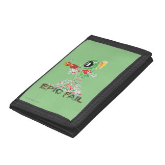 MARVIN THE MARTIAN™ Epic Fail Tri-fold Wallets