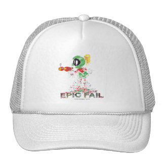 MARVIN THE MARTIAN™ Epic Fail Trucker Hat
