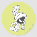 MARVIN THE MARTIAN™ Expressive 2 Round Stickers