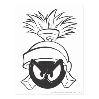 MARVIN THE MARTIAN™ Expressive 5 Postcard