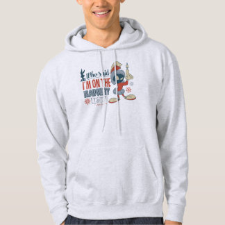 MARVIN THE MARTIAN™- I'm On The Naughty List? Hoodie