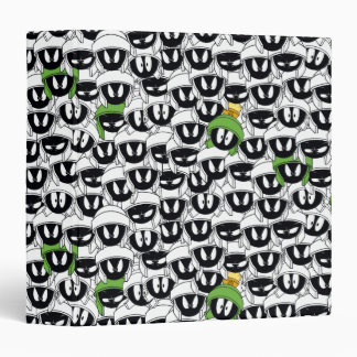 MARVIN THE MARTIAN™ Line Art Color Pop Pattern Binder