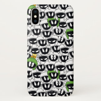 MARVIN THE MARTIAN™ Line Art Color Pop Pattern Case-Mate iPhone Case