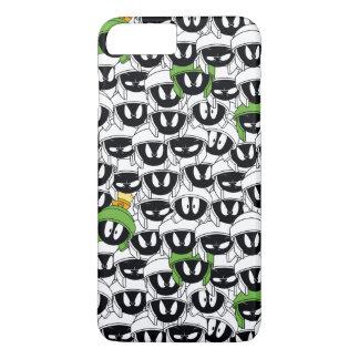 MARVIN THE MARTIAN™ Line Art Color Pop Pattern iPhone 8 Plus/7 Plus Case