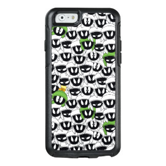 MARVIN THE MARTIAN™ Line Art Color Pop Pattern OtterBox iPhone 6/6s Case