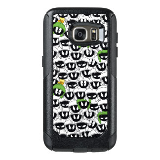 MARVIN THE MARTIAN™ Line Art Color Pop Pattern OtterBox Samsung Galaxy S7 Case